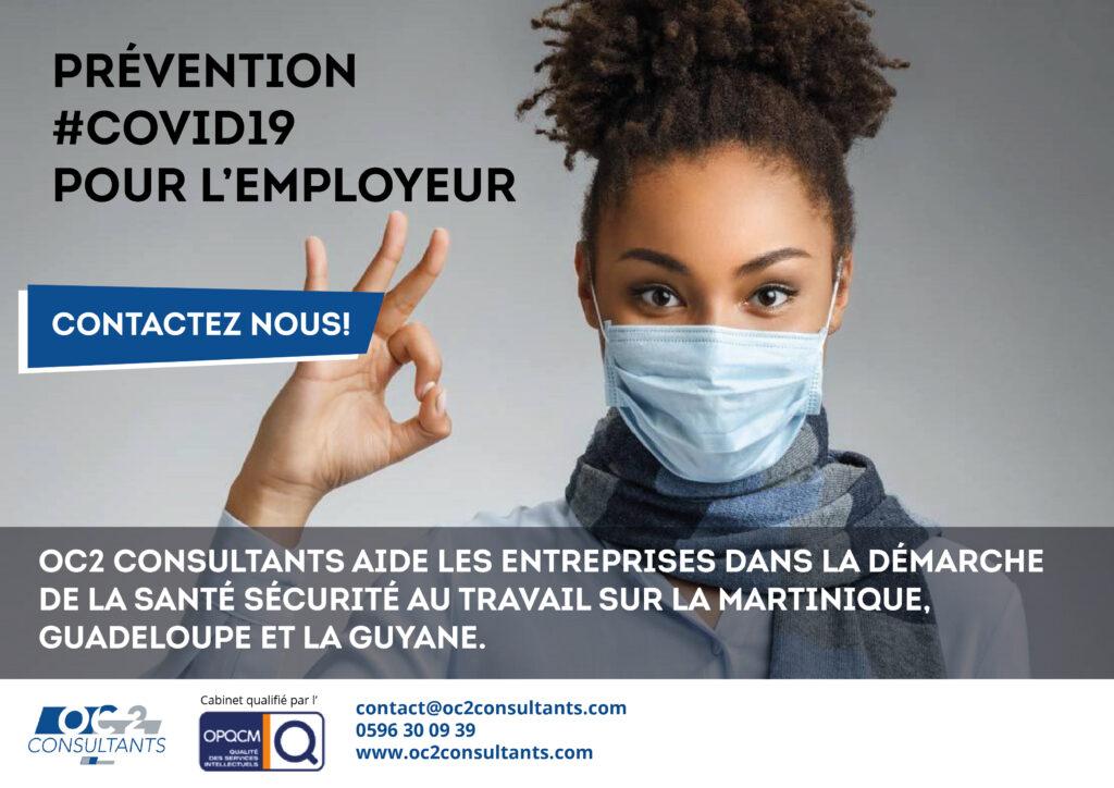 Prévention COVID 19 pour l'employeur